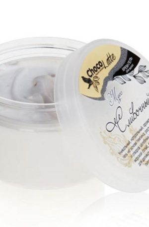 ChocoLatte Гель-крем для мытья волос МУСС СЛИВОЧНЫЙ натуральный шампунь с экстрактом ванили 280 мл для всех типов волос