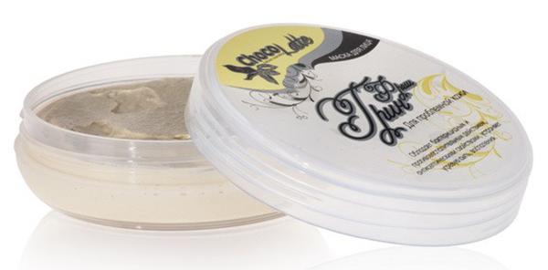 ChocoLatte Маска для лица ГРИН ФРЕШ для проблемной кожи/ против воспалений, антисептическая 50 мл